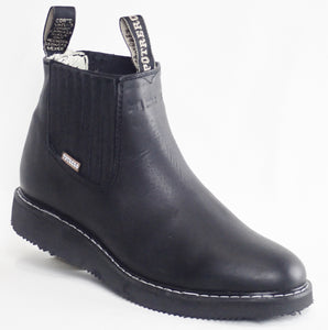 Pull-On Boots (Black)