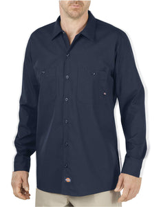 Dickies LL535 Long Sleeve Industrial Work Shirt