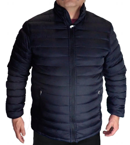 Men's Nylon Quilted Jacket