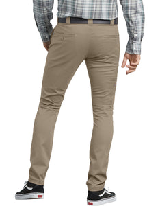 FLEX Skinny Straight Fit Work Pants (Dickies)