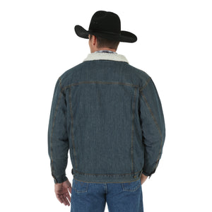 Wrangler® Sherpa Lined Denim Jacket
