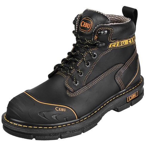 6 Inch Work Boot CEBU