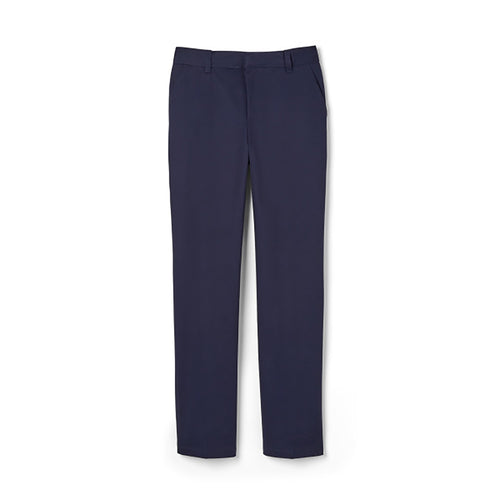 French Toast Flat Front Reinforced Knee Pant - Slim Fit SK9280E