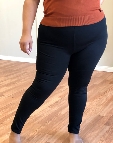 High Waist (thick leggings pants)