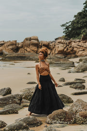 Maxi Skirt Keela Black