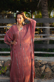 Tie Dye Maxi Dress Naria (Fits Plus Size)