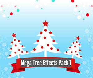 Mega Tree Effects Pack 1 - 10 Effects - Xtreme Sequences