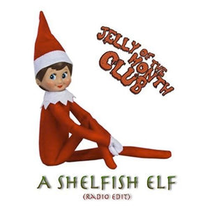 Shelfish Elf Basic - Mega Tree Sold Separately - Xtreme Sequences