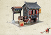 Image of Puzzle 3D Maison Traditionnelle Chinoise