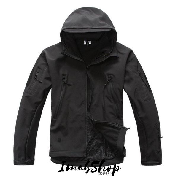 Veste Japanese Army A6.20FZ Imperméable