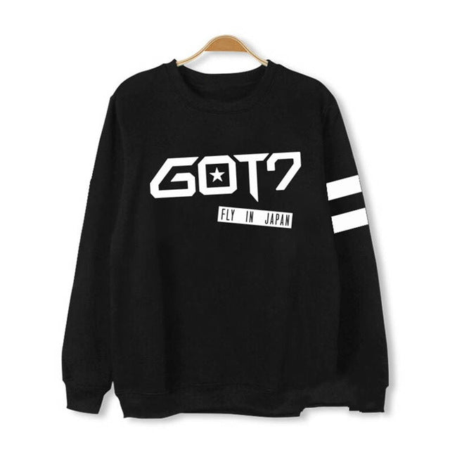 Sweat  GOT7 Fly in Japan
