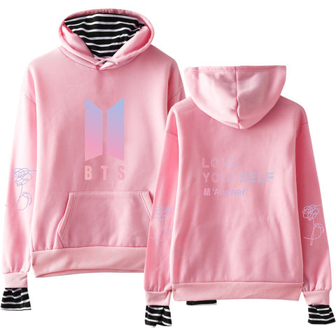 Hoddie BTS Love Yourself