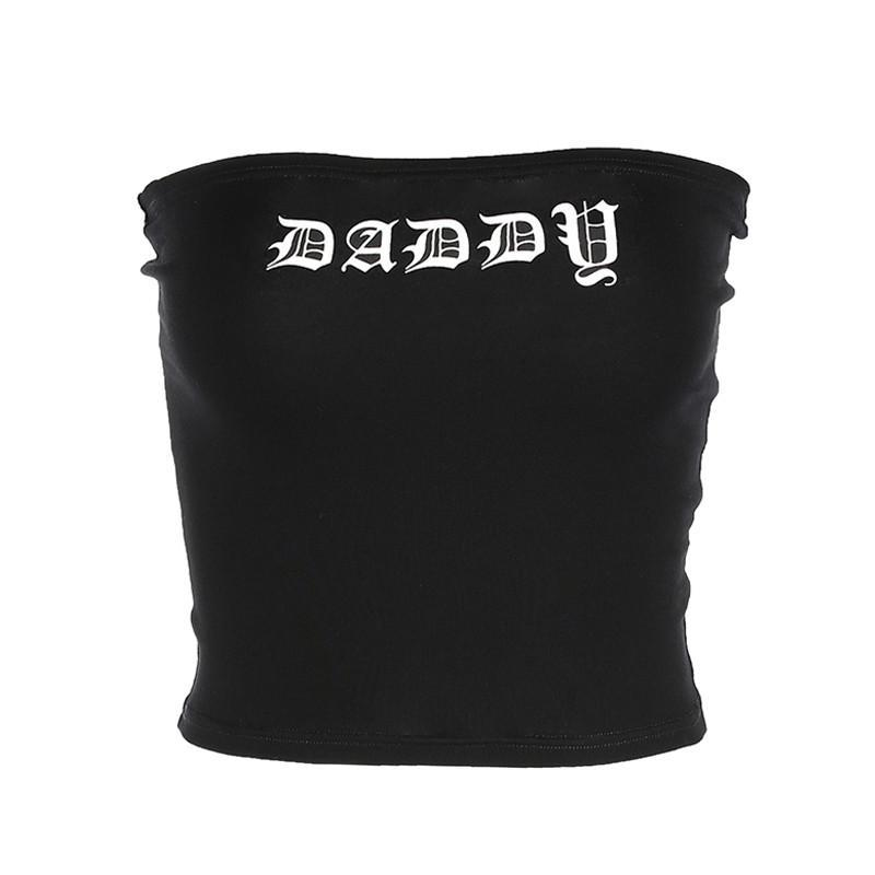 'DADDY' Tube Top