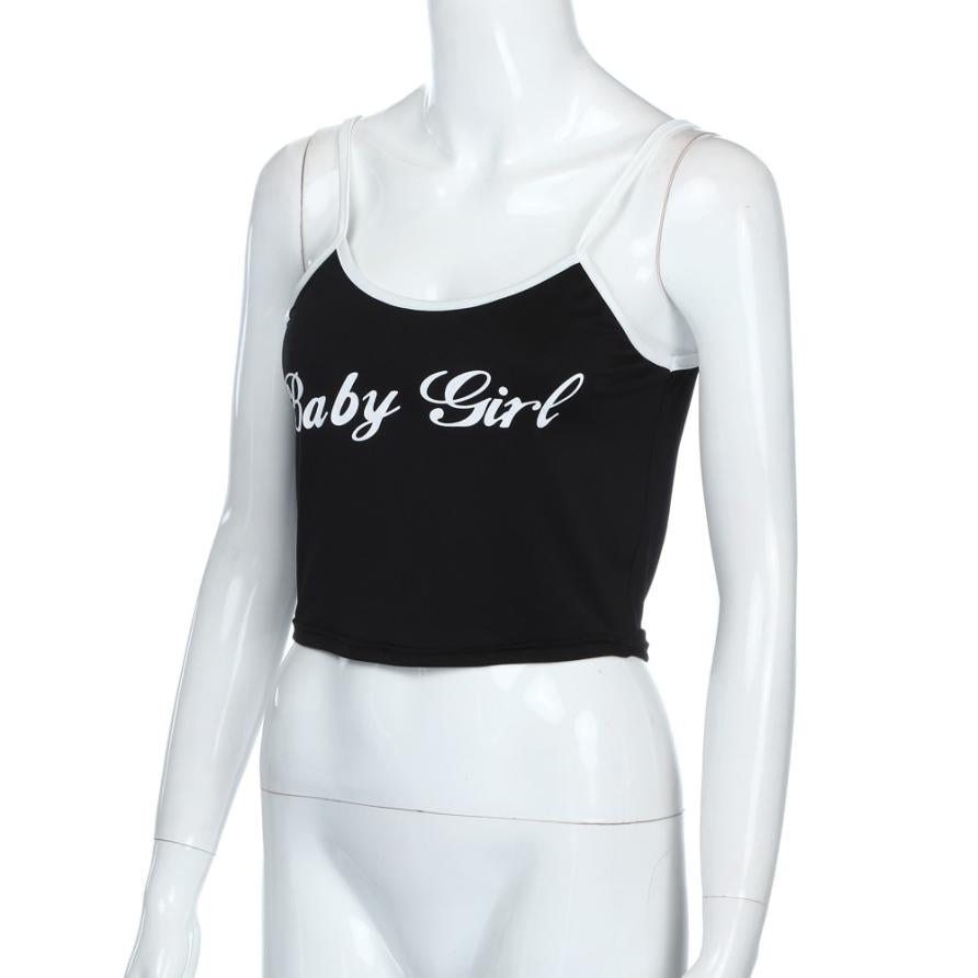 'BABY GIRL' Cami