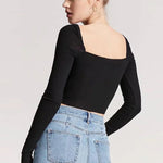 'AUDREY' Pull Top