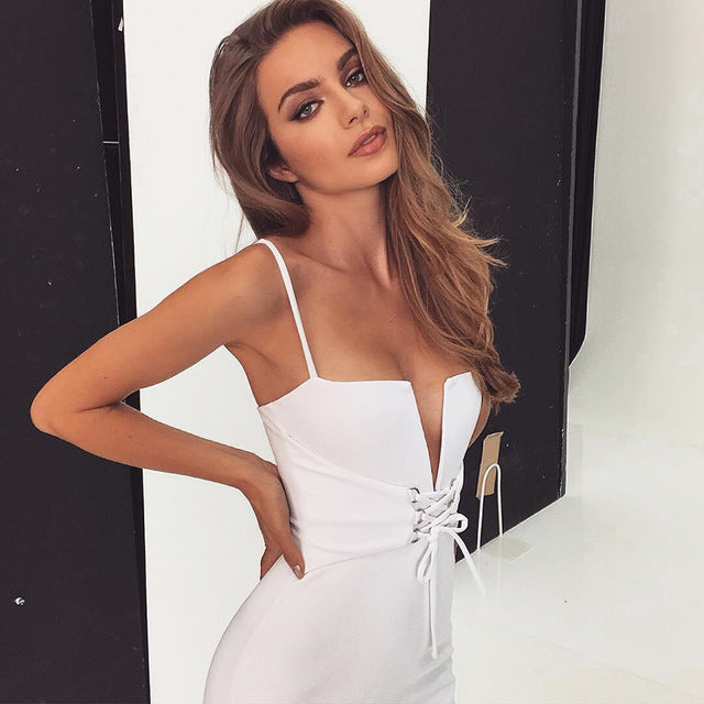 'JENN' Bandage Dress