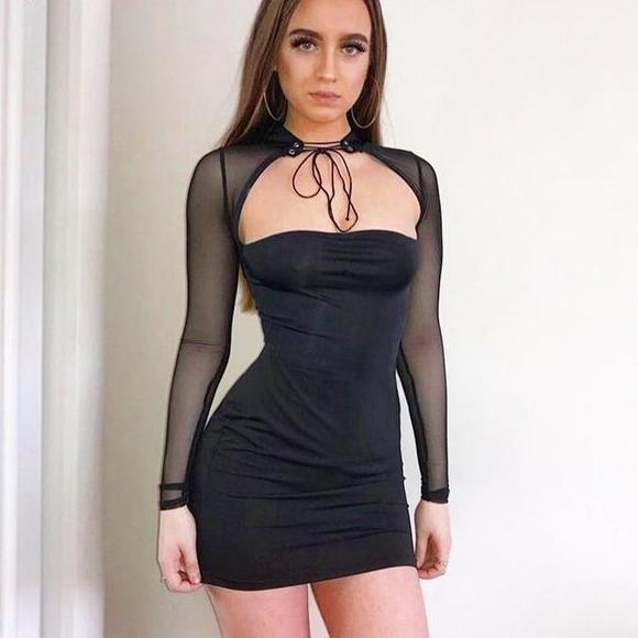 'LAUREN' Mini Dress