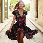 MEGHAN Boho Dress