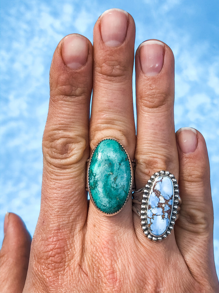 Mexican Turquoise Ring