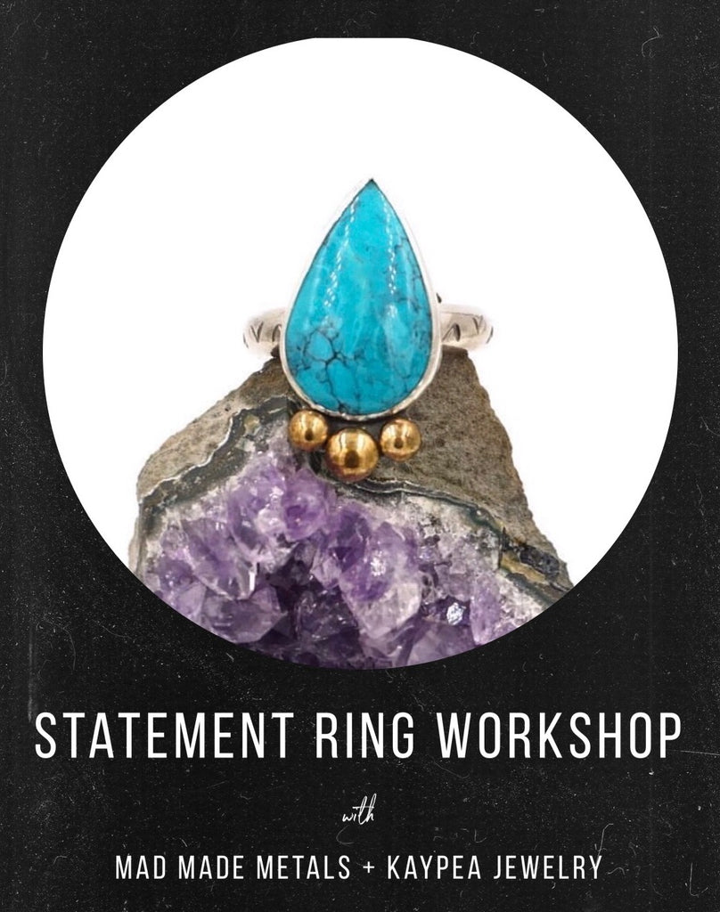 Statement Ring Workshop