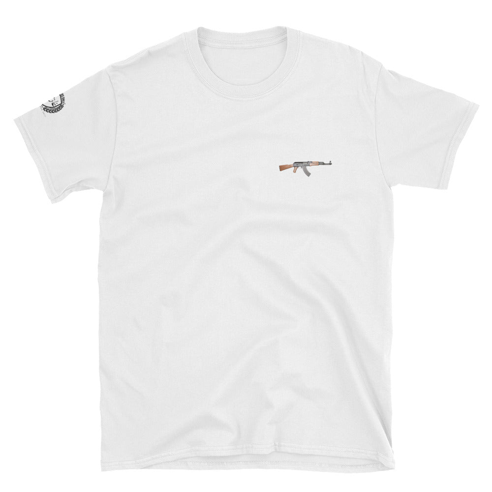 Ak-47 Short-Sleeve Unisex T-Shirt