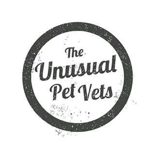 The Unusual Pet Vet Logo