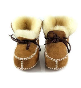 Sheepskin Boots for Babies