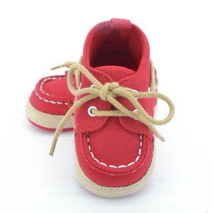 Rustic Baby Boy Sneakers