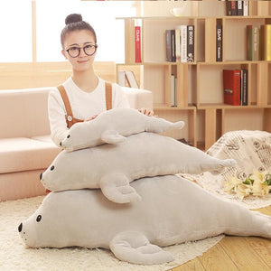 Giant Seal Stuffed Animal