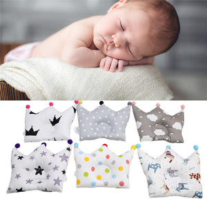 Crown Baby Shaping Pillow