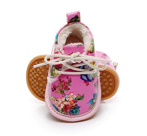 Baby Fleece-Lined Sneakers