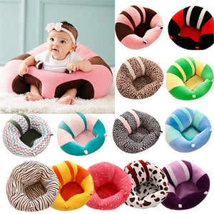 Baby Plush Cuddle Sitting Chair