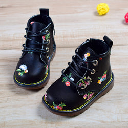 Floral Boots for Baby Girls