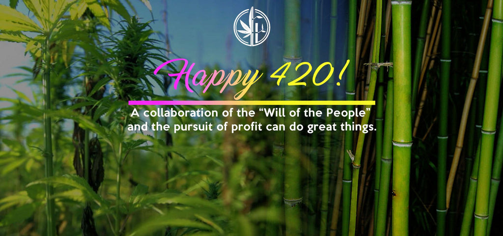#420 Celebrate the Power of the Consumer to Create Change