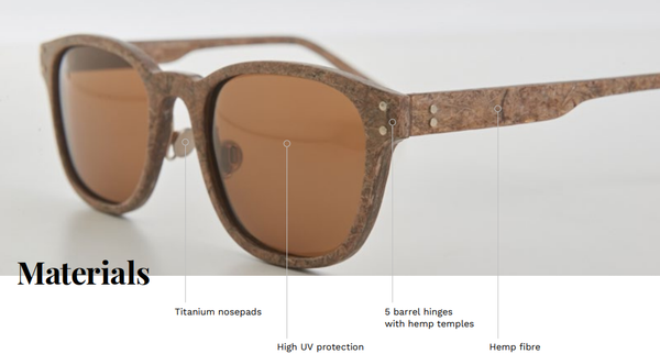 hemp Eyewear Sunglasses