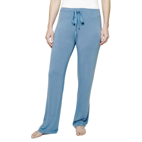 "Women's Bamboo ""Kelly""Lounge Pant- in Slate"