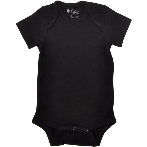Baby Bamboo Onesie in Midnight
