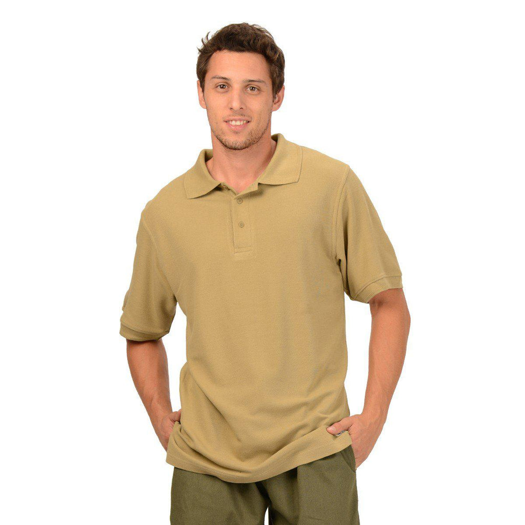 Men's Bamboo Golf Shirt