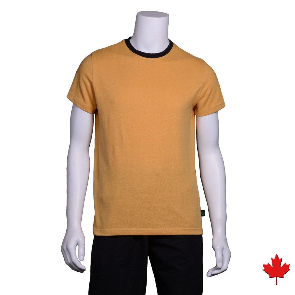 Men's Urban Hemp Ringer Tee