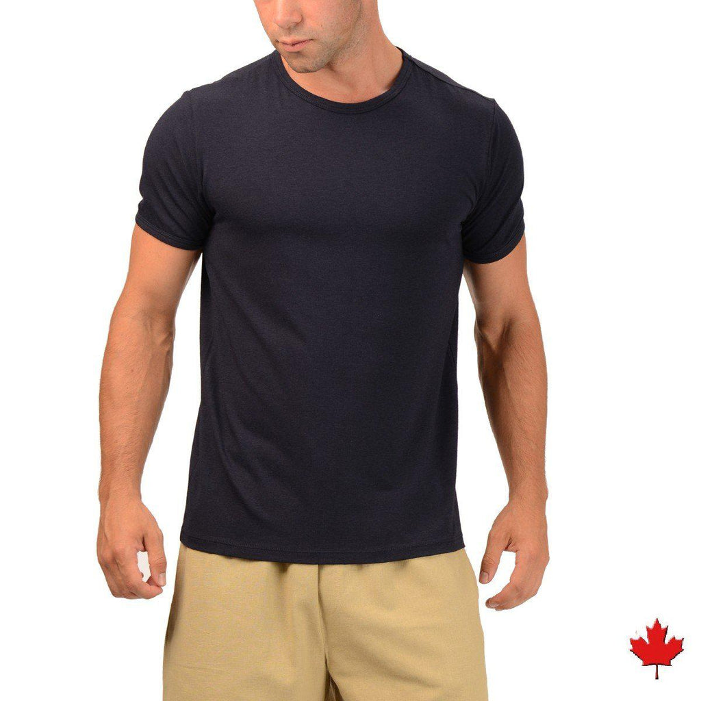 Men`s Bamboo Fitted Tee