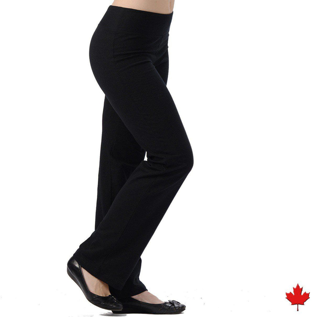 Women's Hemp Fitted Yoga Pants