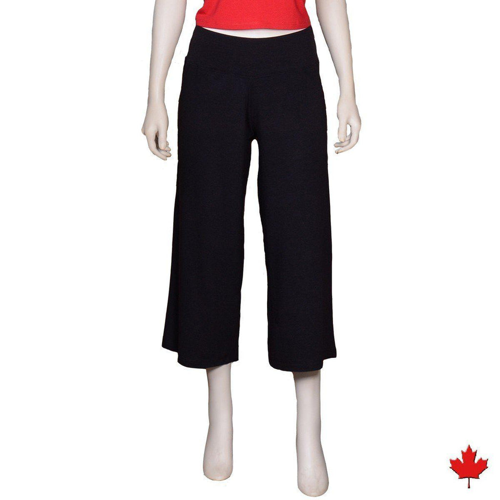 Women's Bamboo Wide Leg Pants