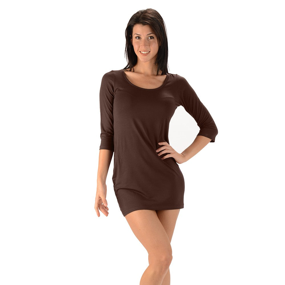 Women's Bamboo Fitted Dress