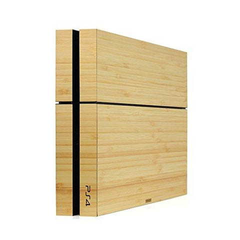 TOAST - Real Bamboo Cover for the Sony Playstation 4 - ShopEvoMine Hemp and Bamboo