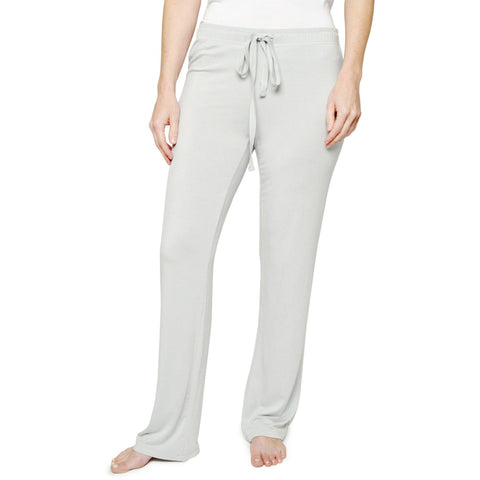 "Women's Bamboo ""Kelly""Lounge Pant- in Storm"