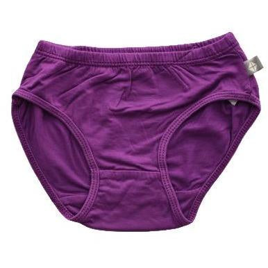 Toddler Bamboo Undies in Berry