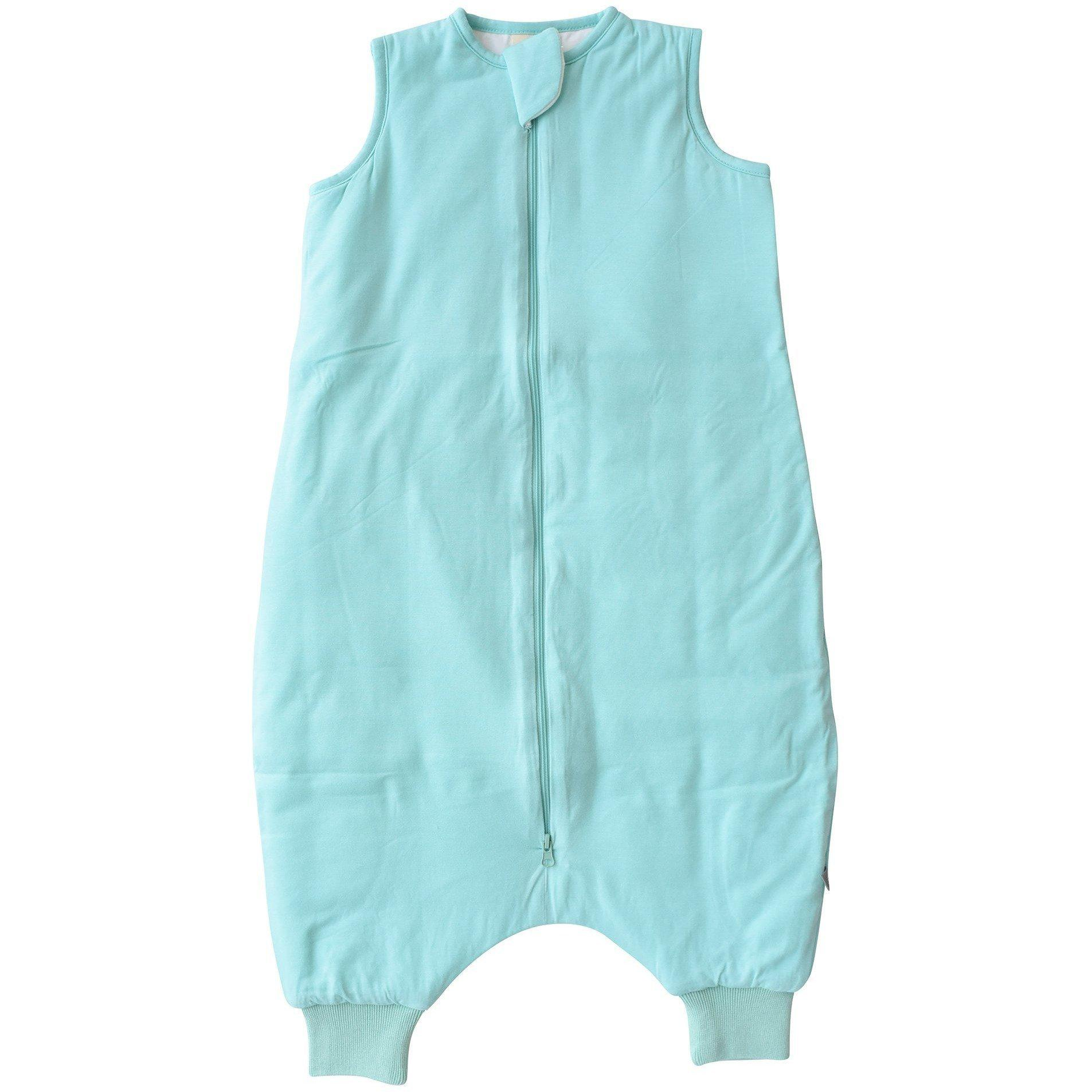 Baby Bamboo Sleep Bag Walker in Aqua