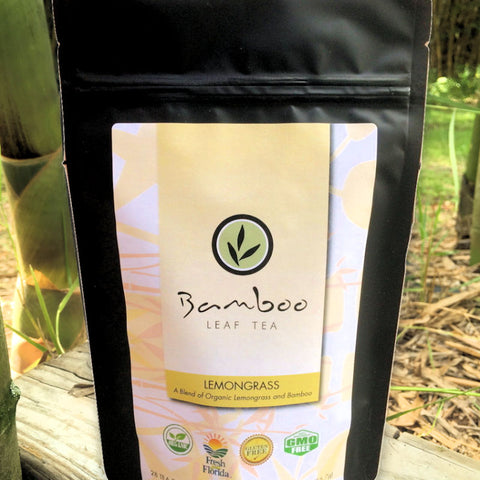 Bamboo Leaf Tea - Bamboo Lemongrass Tea from Evolution Mine