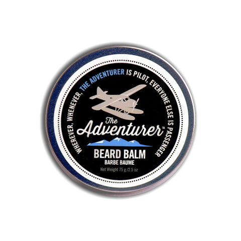Walton Wood Farm - The Adventurer Hemp Beard Balm