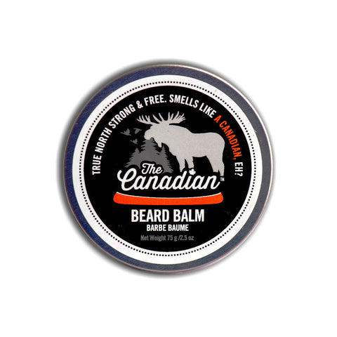 The Canadian Hemp Beard Balm